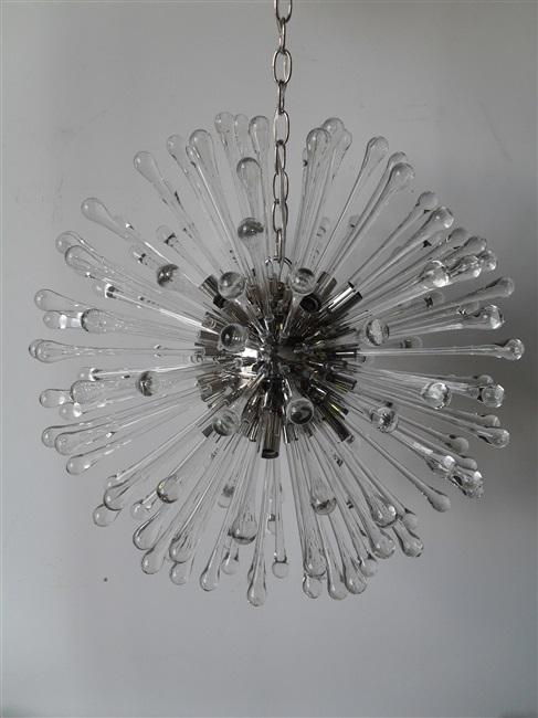 Lamp repair chandelier repair fixture repair long island chandelier repair re plated in polished nickel aloadofball Choice Image