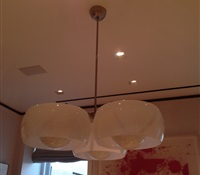 Chandelier cleaning done on-site across Long Island from NYC to the Hamptons.