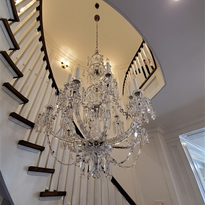 Chandelier Cleaning Long Island New, Cleaning A Chandelier